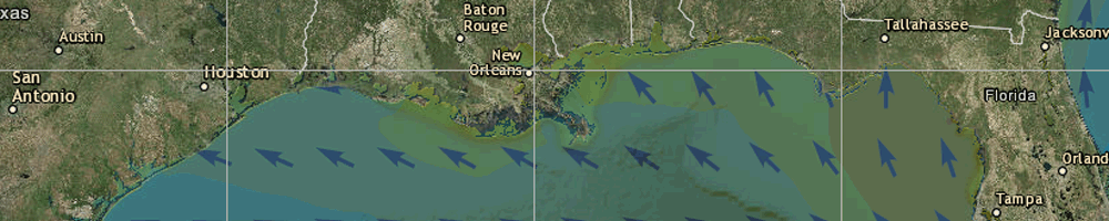 Gulf of Mexico Data Atlas, USA